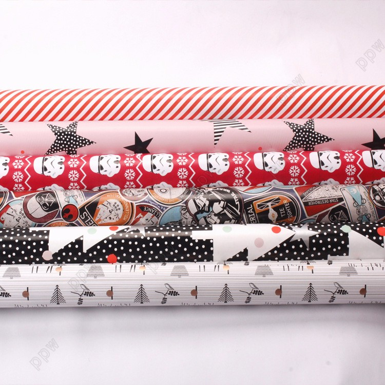 custom gift wrapping paper