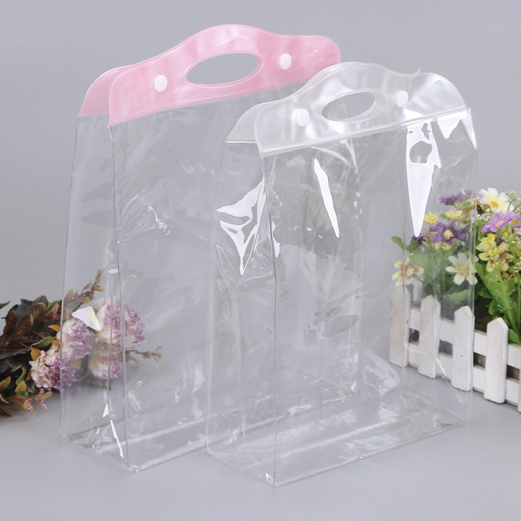 snap PVC plastic packaging