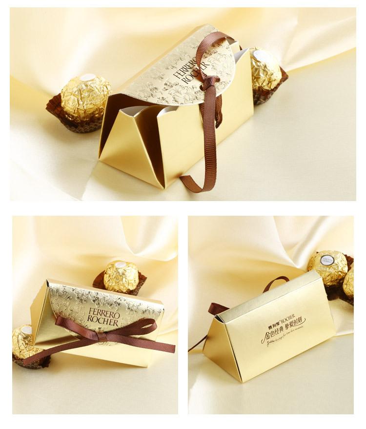 Ferrero chocolate paper box