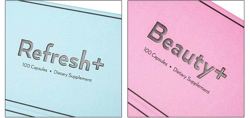 Health care medicine cartons custom
