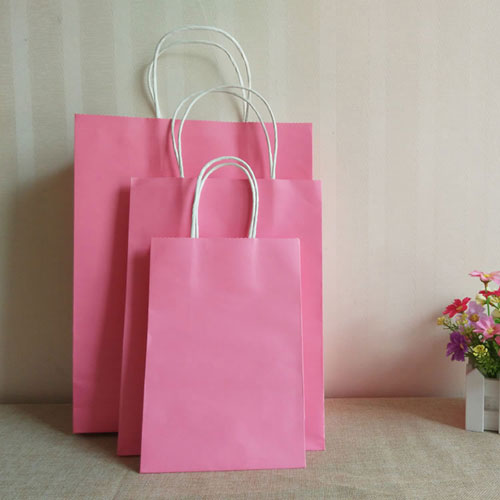 How many kinds of kraft paper bags