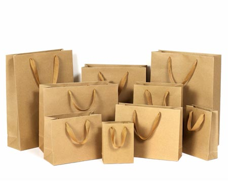 The development prospect of kraft paper bags