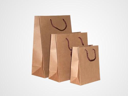 Scratches on the surface of kraft paper bags can also remedy