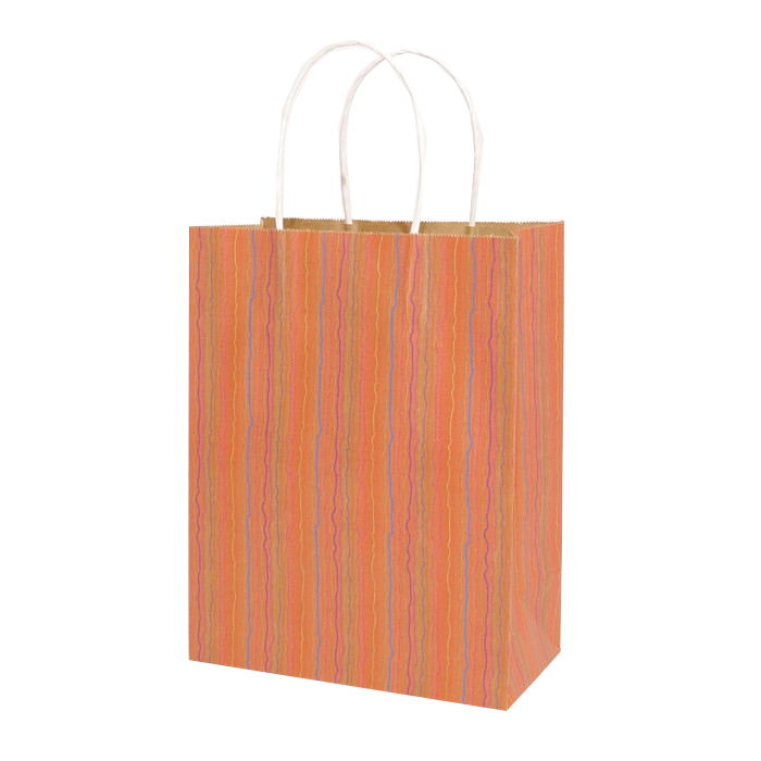 How many grams of kraft paper is needed for a cosmetic kraft paper bag?