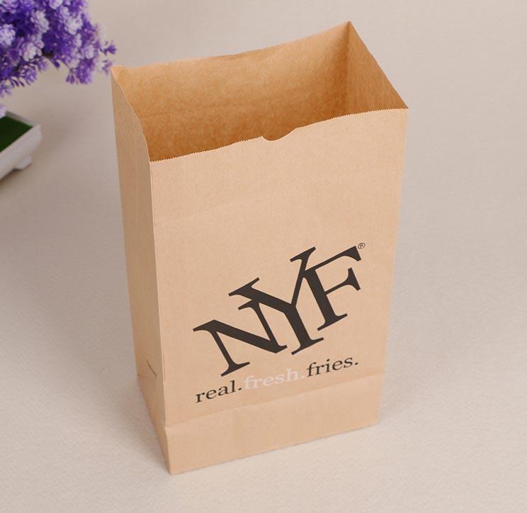 Oil proof paper bag characteristics