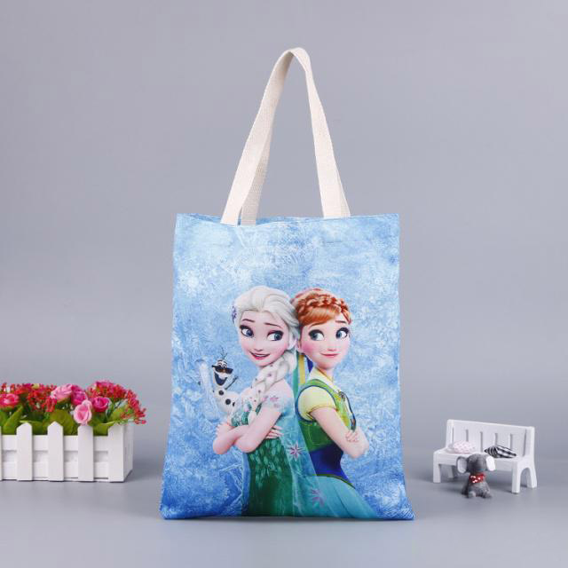 What kind of environmental canvas bag can be used as a fashion bag?