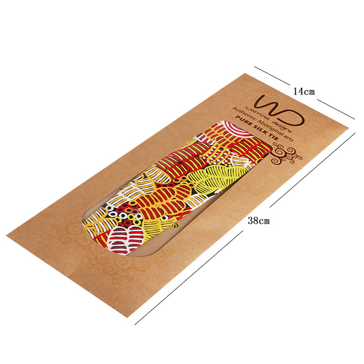 Gift business tie bag