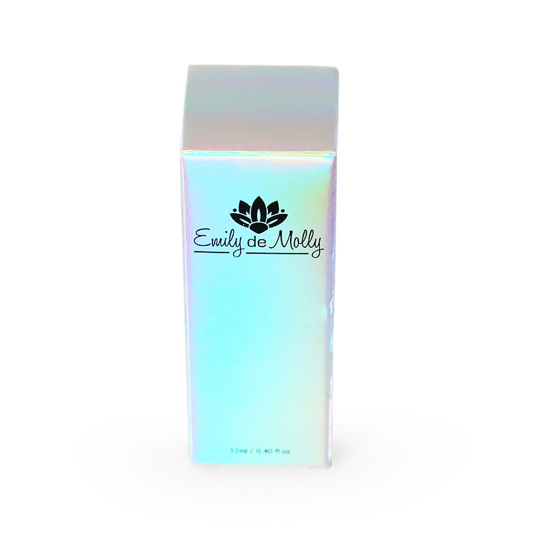 Laser film high-grade cosmetic carton