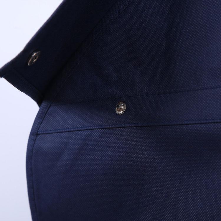 Non-woven suit wedding dress dust jacket