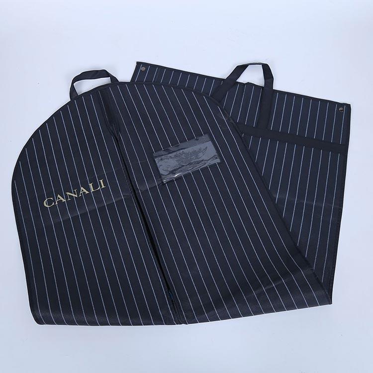 Reusable dust cover high quality suit garment bag