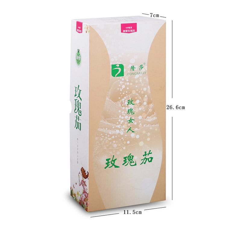Roselle herbal tea packaging cardboard gift box